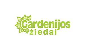 Gardenijos žiedai