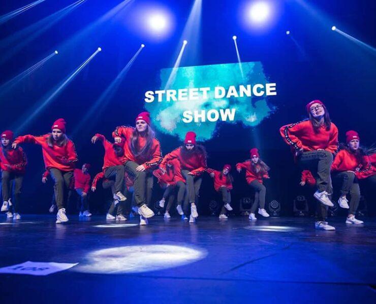Extreme šokių mokykla