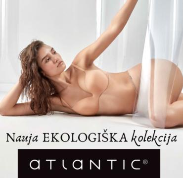 ATLANTIC – nauja ekologiška kolekcija!