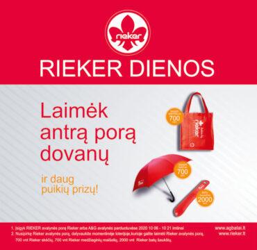 AG&RIEKER – RIEKER dienos